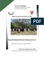 Manual de Pr�cticas de Bovinos de Carne-Nuevo[1]