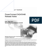 Power Connect 54xx Releasenotes 20046