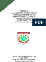 Proposal Usb Bg Smpn 7 Taliwang Ksb