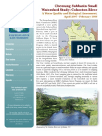 Chemung Subbasin Small Watershed Study