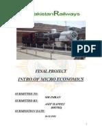 Econimics Project