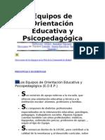 ORIENTACION EDUCATIVA-MADRID