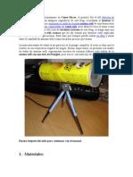 Como Fabricar Antenas Wi Fi