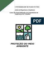 Apostila Proteção ao Meio Ambiente2008