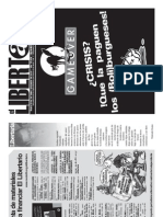 El Libertario, nº 58, marzo-abril 2010
