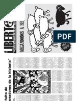 El Libertario, nº 63, mayo-junio 2011