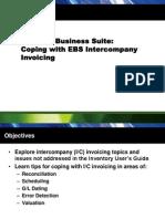 Inter Company Invoicing