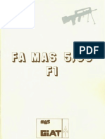 FAMAS F1 Manual English