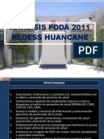 ANALISIS FODA 2011