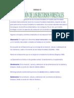 Evaluación Forestal UACH