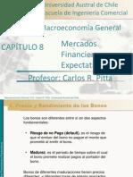 Cap 08, Mercados Financieros y Expectativas