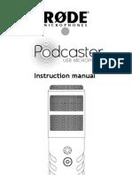 Pod Caster Manual