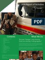 Synergos 2010 Annual Report