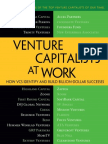 VC at work