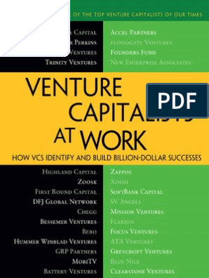 VC at work | Tech Start Ups | Venture Capital