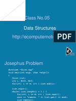 Computer Notes - Data Structures - 5