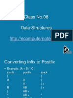 Computer Notes - Data Structures - 8
