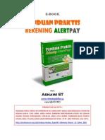 Panduan Praktis Rekening AlertPay