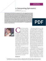 An Approach to Interpreting Spirometry