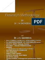 Introduction Research Methodology