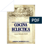 Cocina Eclectica - Cocina Eclectica Rtf