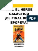 HARRY HARRISON Bill El Final de La Epopeya