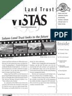 Fall 2006 Vistas Newsletter, Solano Land Trust