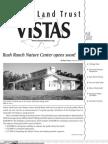 Fall 2007 Vistas Newsletter, Solano Land Trust