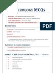 Nephrology MCQs