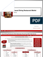 TSC - Frontier - Casual Dining Market - China