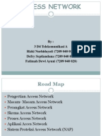 Access Network Jartel Presentasi