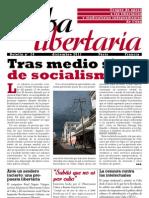 Cuba Libertaria, nº 24, diciembre 2011 - Tras medio siglo de socialismo