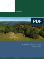 2005 Annual Report Sonoma Land Trust
