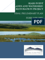 Sears Point Wetlands and Watershed Restoration Project