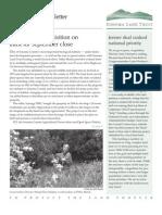 Spring 2007 Sonoma Land Trust Newsletter