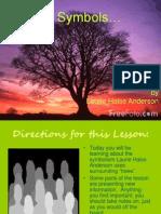 Trees as Symbols in Speak by Laurie Halse[1]