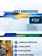 Commodity Derivatives 1