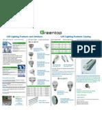Greentop Lighting Brochure