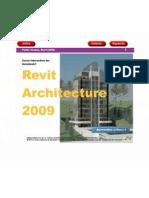 Manual Revit Architecture 2009 CD3