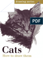 Cats How to Draw Them