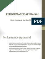 8.Performance Appraisal (Present)