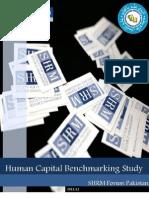 Human Capital Benchmarking Study 2011