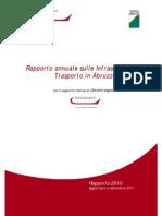 INFRASTRUTTURE ABRUZZO Rapporto 2011