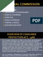 National Consumer Disputes Redressal Agencies