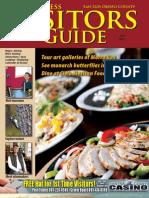 San Luis Obispo County Visitors Guide