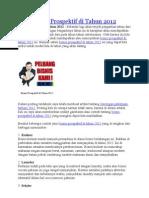 Bisnis Prospektif Di Tahun 2012