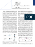 Gemma C. Solomon et al- The Chameleonic Nature of Electron Transport Through Pi-Stacked Systems