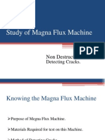 Study of Megna Flux Machine