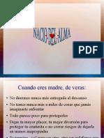 Nacio Del Alma