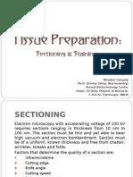 Tissue Preparation for TEM